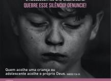 CAMPANHA   Por um lar sem violências! - Crianças e Adolescentes