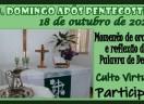 20º Domingo após Pentecostes - Erval Seco/RS