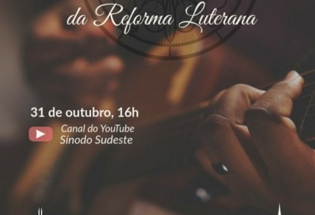 Live de Música Sacra - União Paroquial São Paulo - 31 de Outubro de 2020