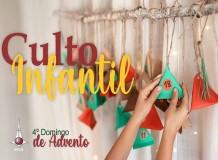 Culto Infantil - 4º Domingo de Advento 2020