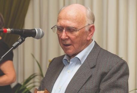 Jubileu de 50 Anos de Ordenação - Pastor Hans Hermann Ziel