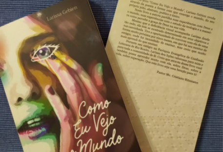 Estudante da Faculdade Luterana de Teologia (FLT) publica livro de poesias