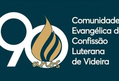90 anos da Comunidade de Videira/SC