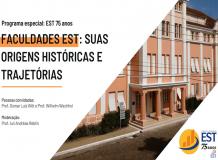 Faculdades EST: Suas Origens Históricas e Trajetórias