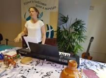 Cantando no Culto Infantil aconteceu on-line