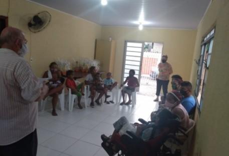 Diaconia na Páscoa de Jesus em Cuiabá/MT