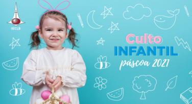 Culto Infantil Especial: Páscoa 2021 | IECLB