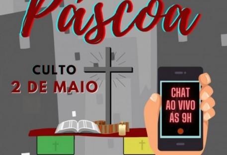 Culto da Juventude Evangélica no Sínodo Sudeste - Mateus 16.13-20 - 02 de maio de 2021