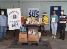 Solidariedade para com o Hospital Montenegro