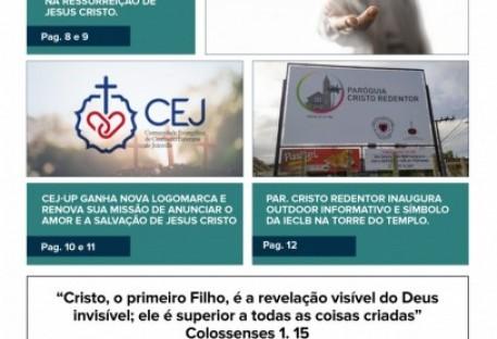 Joinville Luterano. Ano XXI - Número 126 - Abril 2021