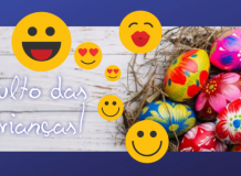 Culto das Crianças. Feliz Páscoa!