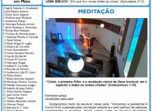 Boletim Arco-íris - Maio de 2021 - Paróquia do ABCD, Santo André/SP
