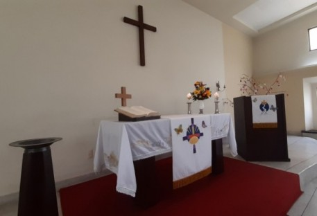 O Espírito de Deus está conosco - Culto 09/05 Paróquia Bom Samaritano Ipanema Rio de Janeiro/RJ