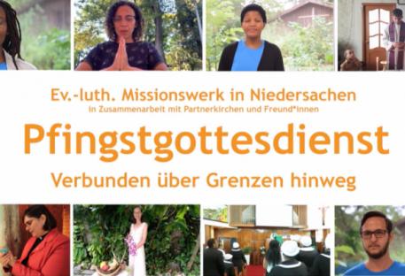 Culto de Pentecostes 2021 - Obra Missionária Evangélico-Luterana da Baixa Saxônia (OMEL)