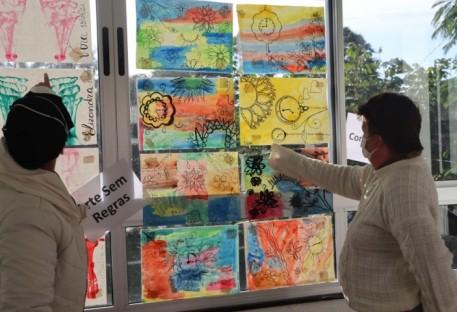 Residentes da Pella Bethânia mostram seus talentos