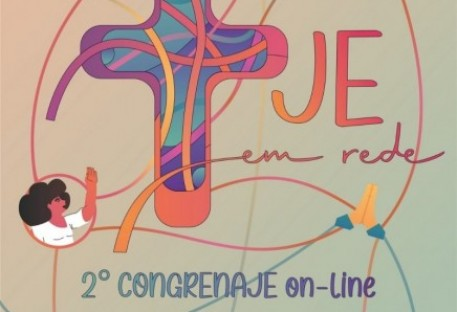 Juventude Evangélica (JE) em rede é o tema do  2º CONGRENAJE Online - Confira a Programação