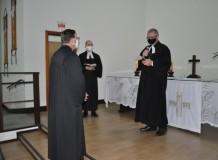 Adilson Koch é instalado na Paróquia de Timbó/SC