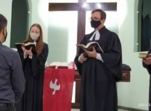 Culto de Ordenação e Instalação do P. Guilherme Andrade