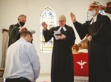Ordenação ao Ministério Pastoral de Henrique Luiz Arnold