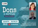 [Live] Viver o batismo: Dons a serviço - Tema do Ano 2021