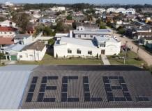 Comunidade São Lucas de Pelotas investe na produção de energia solar