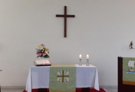 Unidade em Cristo - Culto 18/07 Paróquia Bom Samaritano, Ipanema, Rio de Janeiro/RJ