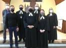 Culto de Instalação do P. Timóteo Seixas dos Santos em Presidente Getúlio/SC