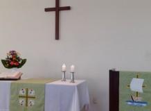 Dá para ficar quieto? - Culto 04/07 Paróquia Bom Samaritano, Ipanema, Rio de Janeiro/RJ