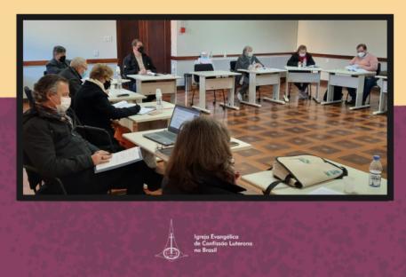 Conselho da Igreja se reúne em São Leopoldo/RS
