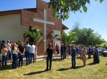 Dedicação do Templo da Comunidade Cristo Vive