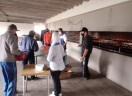 Comunidade em Linha São João realiza ação em prol da Campanha Vai e Vem