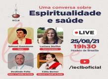 [Live] Espiritualidade e saúde