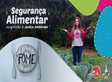 Segurança Alimentar - Juventudes & Justiça Ambiental   JE IECLB