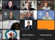 Reunião virtual da Rede de Comunicações da América Latina e Caribe destaca crescimento da IECLB nas redes sociais