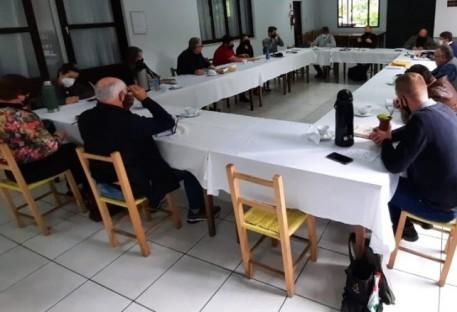 Cremação foi tema de conferências ministeriais nos setores geográficos do Vale do Itajaí