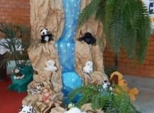 Comunidades de Vale Real e Bananal celebram cultos  de rememoração do Batismo, seguindo o roteiro do Missão Criança