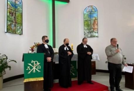 80 Anos da Paróquia Cristo Bom Pastor - Joinville/SC