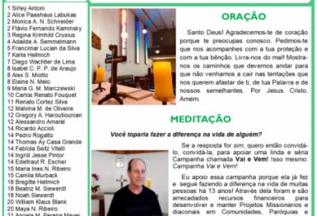 Boletim Arco-íris - Setembro de 2021 - Paróquia do ABCD, Santo André/SP