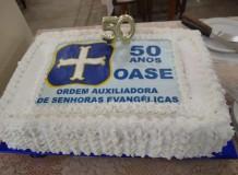 50 anos da OASE de Balneário Piçarras/SC: tempo de gratidão