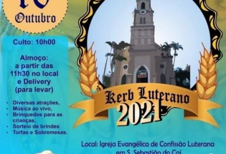 Comunidade em São Sebastião do Caí promove Kerb Luterano