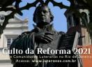 Culto da Reforma 2021