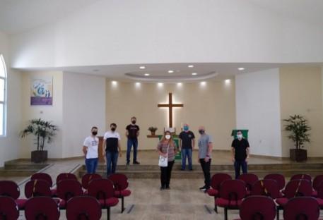 Encontro Sinodal de PPHMistas do Sínodo Sul-Rio-Grandense