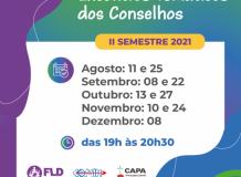 FLD-COMIN-CAPA promove encontros temáticos para os conselhos